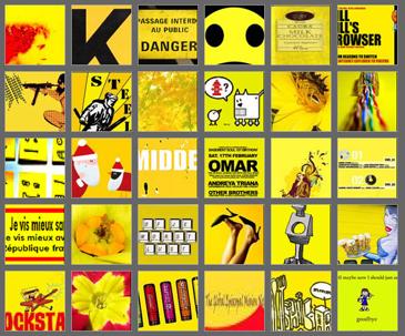 Fotos que contienen un 50 por ciento de amarillo