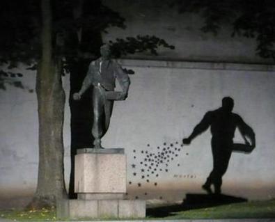 El sembrador de estrellas. Kaunas. Lituania