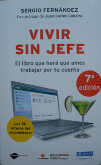 Vivir sin jefe, de Sergio Fernández
