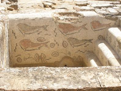 Ruinas Romanas en Milreu