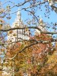 Central Park en otoño