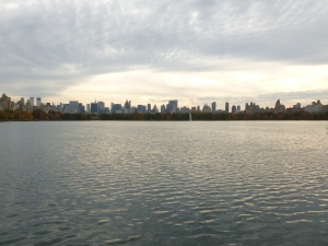 Skyline de Manhattan desde Central Park