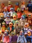 Muppets a  medida en F.A.O