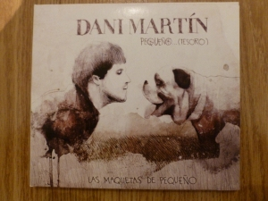 Dani Martín. Pequeño...(Tesoro)