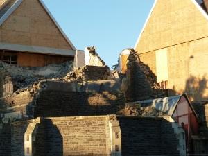 Christchurch tras el terremoto